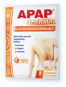 Apap Thermal 1szt.