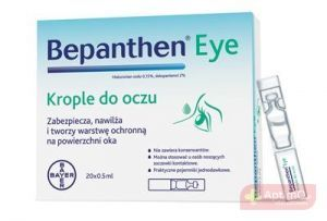 Bepanthen eye 20 minim.