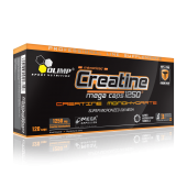 Creatine Mega Caps 120 kaps.