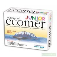 Ecomer Junior 30 kaps. do żucia
