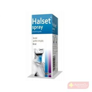 Halset spray 30ml