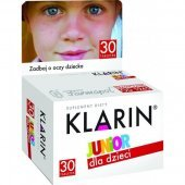 Klarin Junior 30 tabl.