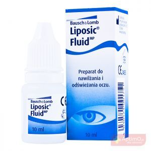 Liposic Fluid żel 10ml