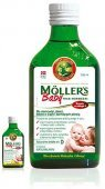 Moller`s Baby sm. naturalny 250ml