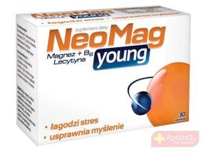 NeoMag Young 30 tabl.