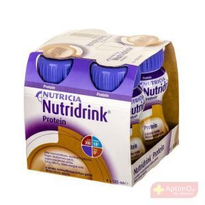 Nutridrink Protein mocca 4x125ml