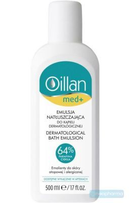 Oillan Emulsja do kąpieli 500ml