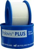 Plaster Polovis Plus 5m x 25mm