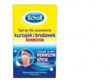 Scholl Spray na brodawki 80ml