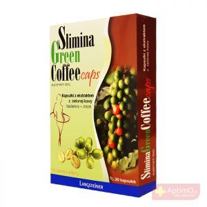 Slimina Green Coffee 30 kaps.