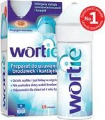 Wortie do usuwania kurzajek 50ml
